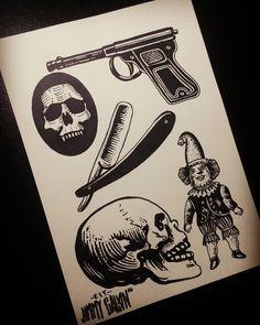 Tattoo Ideas, Tattoo Designs, American Tattoos, Drawing Practice, Edd, Blackwork, Tattos, Brain, Hate