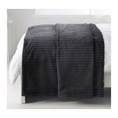 IKEA - TUSENSKÖNA, Bedspread, Twin/Full (Double), , Packaging designed as a storage bag. Easy to protect, transport and store the product.