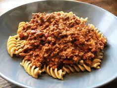 80s Food, Easy Pasta Salad Recipe, Danish Food, Spaghetti Bolognese, Breakfast Snacks, Recipes From Heaven, I Love Food, Food Inspiration, Cravings