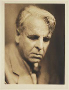 W. B. Yeats, 1932. | Flickr – Compartilhamento de fotos!