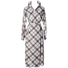YSL Vintage Yves Saint Laurent Rive Gauche 2 pc Dress Wrap Skirt and Blouse Vintage Skirt, Vintage Dresses, Vintage Outfits, Day Dresses, Rive Gauche, Retro Fashion, Yves Saint Laurent, Wrap Dress, Ysl