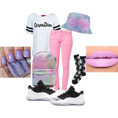 ah yeah, created by nicole-cd on Polyvore
