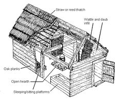 Page in History: Viking house