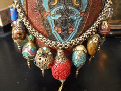 Antique Miriam Haskell necklace Antique by terrasouljewelry, $1195.00