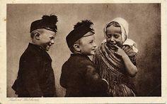 Postcard from Walcheren, sent in 1927.