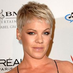 P!nk, the singer that can rock anything she wants. Can't fault her on pushing boundries and knowing how to bring it home again.