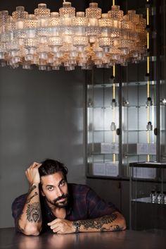 Ben Gorham - Perfumer and BYREDO fragrance house founder.