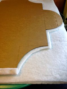 Headboards from cardboard! Instructions step by step + 25 Super ideas! | Do it yourself - Construction DIY - Do it yourself