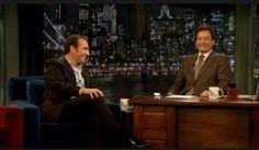 9 français dans les talk-shows américains