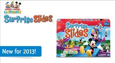 Disney Mickey Mouse Clubhouse Surprise Slides Games!