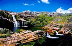 https://flic.kr/p/4z784M | cachoeira dos cristais | distrito de Biribiri, Diamantina, Minas Gerais, Brasil Filme 35mm