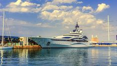 4 Luxurious Yacht Charters You can Book Right Now Yacht Vacations, Vacation Destinations, Most Expensive Yacht, Monaco, Make Money Online, How To Make Money, Entrepreneur, Private Yacht, Charter Boat