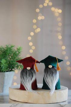 Graduation Gnome MINI Nordic Gnome Graduation Gift Tomte