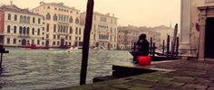 SPACE HOPPERS in VENICE by milkandblue. We decided to go to Venice, one of the most scenic and romantic cities in the world, and what's more romantic than whizzing around the alleyways and canals on space hoppers?