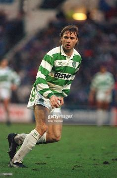 Tommy January 1991 Scottish Premier Division Rangers v Celtic Football Icon, Celtic Fc, Athletic Clubs, Professional Football, Now And Forever, Glasgow, Soccer, January, Futbol