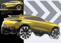 BMW Concept X2 2016 on Behance