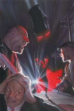 Superman's Wraith Upon You (self-title) | Alex Ross.