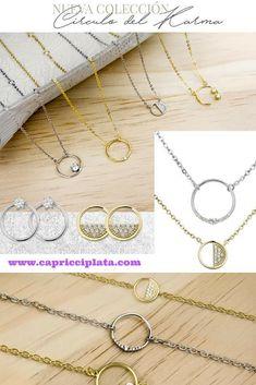 d50bdcd7cc81 Colección Karma en plata 925m  pulseras  pendientes  cadenas  karma  joyas