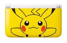 Pikachu 3DS!