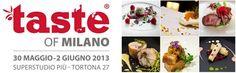 Quattordici ristoranti in contemporanea? Al Taste of Milano!