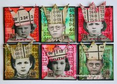 Inchies with Crowns | Flickr - Photo Sharing!