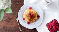 """""""Paleo Pancakes: Best Breakfast for the Paleo Diet?""""  I may try this ... I need a change.  I think I have coconut flour that I rarely use."""