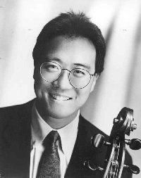 Yo-Yo Ma (1955 - ) is an Chinese American cellist and virtuoso. He has received multiple Grammy Awards, the National Medal of Arts in 2001 and the Presidential Medal of Freedom in 2011. Ma is one of the best-known cellists of the modern age.