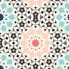 Decorated version of decagon and pentagon polygon grid. Currently displaying a version in colours from the ipernity group's trendy1 palette. Other colours, stylings, sizes and orientations are available on request and you can even ask for a combination of several designs together.   colourcode AC9400 FFFFFF C3B7B2 707070 000000 FEDCC1 FBD3C9 E37D7B D1F2E1 9BD0D8 294069   See also: • co-ordinating designs • more polygon diad designs • design index