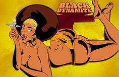 Honey Bee, black dynamite