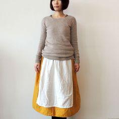 ファッションと作業着の間?! 「NAPRON」の洋服が機能的でおしゃれ♪ | キナリノ