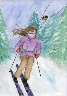 Rajzolta: Korsós Karolina, 8. osztály - Kattints a képre a nagyításhoz! Princess Zelda, Snow, Kids, Fictional Characters, Young Children, Boys, Children, Fantasy Characters, Boy Babies