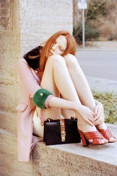 La importancia de llamarse Valentijn De Hingh y ser musa de Gucci © Silvia Conde. Realización: Stephanie Canisius