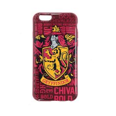 Harry Potter Gryffindor iPhone 6/6s Case Hot Topic (13 CAD) ❤ liked on Polyvore featuring accessories and tech accessories