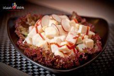 Salad trái cây tuyệt ngon tại Hàn Quốc