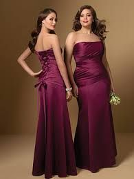 Image result for blackberry bridesmaid dress