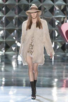 Patrizia Pepe zeigt sich während der Fashion Week in Mailand facettenreich.