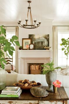 25 Cozy Ideas For Fireplace Mantels: Authentic Gas Fireplace
