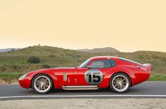 2009 Shelby Daytona Coupe Le Mans Edition