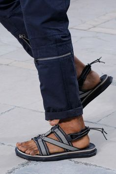 f1c3f78fdd6 See detail photos for Louis Vuitton Spring 2017 Menswear collection. Louis  Vuitton Shoes