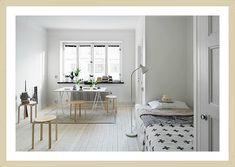 인테리어 디자인의 모든것 :: 8평 원룸, 소형아파트 인테리어 - 아담하고 사랑스럽다!