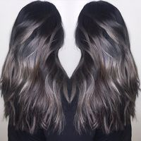asian balayage - Google Search