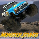 Monster Stunts Play thousands of free popular online games. Bookmark your favorite games, earn points and share it with your friends. Join the madness fun now!