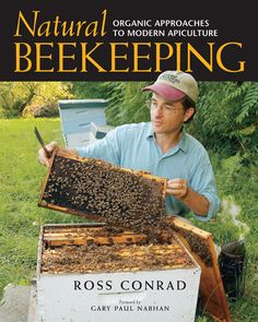 Here is a Homesteading book all about healthy, productive, organic, and in other words... Natural beekeeping; from non-toxic ways to control pests to breeding strategies.
