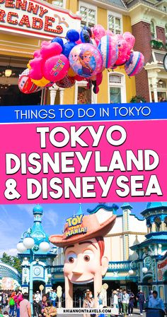 Two Days at Tokyo Disneyland and DisneySea | Japan Travel | Rhiannon Travels