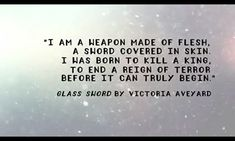 Glass Sword by Victoria Aveyard Glass Sword, Victoria Aveyard, Red Queen, Reign, Royalty