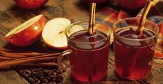 One of my favorite, non-alcoholic, drinks to have at Christmas is spiced apple cider. It has a unique, spice flavor that I only ever enjoy during the holidays. Spiced cider is simple to make and is full of the best smelling spices I know. I try to. Homemade Apple Cider, Spiced Apple Cider, Ponche Navideno, Strong Drinks, Fall Drinks, Warm Cocktails, Party Drinks, Indonesian Food, Sugar And Spice