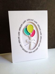 Love how Lisa Adessa changed the Simon Says Stamp Sentiment from Round to Oval on her card.