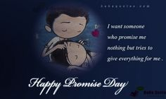 {Happy) Promise Day 2016 Images Quotes SMS Status
