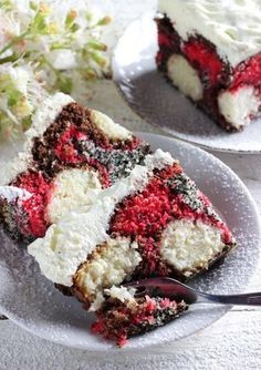 . Baking Recipes, Cake Recipes, Cupcakes, Fancy Desserts, Polish Recipes, Almond Cakes, Easter Recipes, Muffins, Christmas Baking