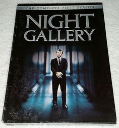 nice Night Gallery - The Complete First Season (DVD 2004 3-Disc Set) - For Sale